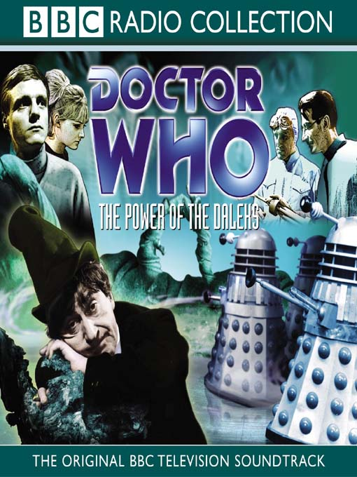 The Power of the Daleks (MP3)